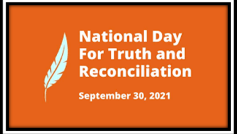 September 30th Truth and Reconciliation Day